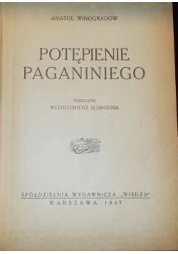 Potępienie paganiniego, 1947 r.