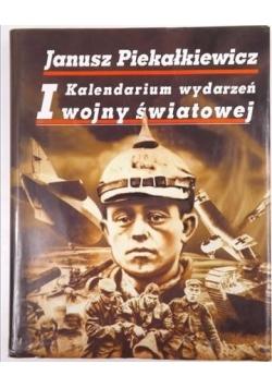Kalendarium wydarzeń I wojny światowej