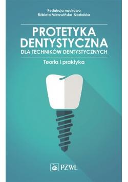 Protetyka stomatologiczna dla tech. dentystycznych