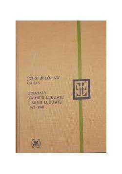 Oddziały Gwardii udowej i Armii Ludowej 1942-1945