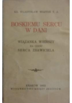 Boskiemu sercu w Dani, 1932 r.