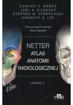 Netter. Atlas anatomii radiologicznej w.2016