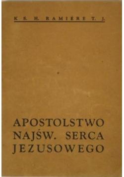 Apostolstwo Najśw. serca Jezusowego,1936r.