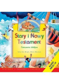 Stary i Nowy Testament. Ćwiczenia biblijne od 7lat