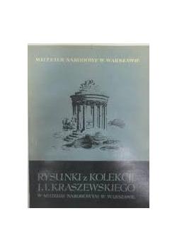 Rysunki z kolekcji J.I. Kraszewskiego