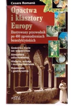 Opactwa i klasztory Europy