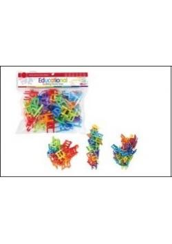 Klocki - puzzle 40 elementów