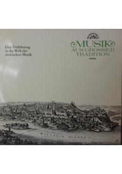 Eine Einfuhrung in die Welt der slawischen Musik, płyta winylowa