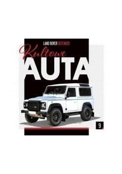 Kultowe Auta T.9 Land Rover Defender