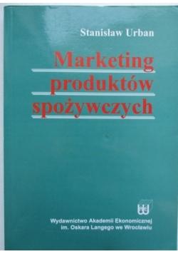 Marketing produktów spożywczych