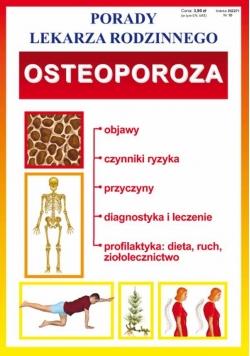 Porady lek. rodzinnego. Osteoporoza nr 104