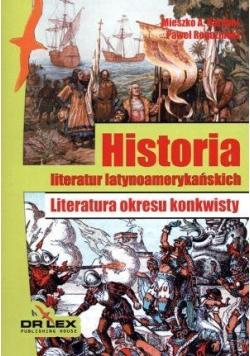Historia literatur latynoamerykańskich Literatura