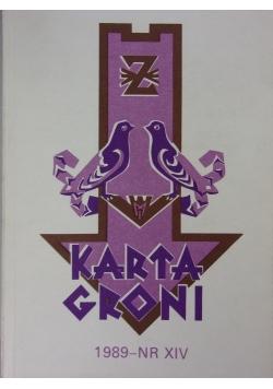 Karta Groni 1989-NR XIV