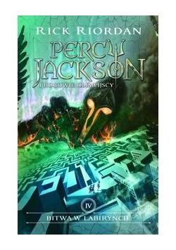 Bitwa w Labiryncie Percy Jackson i Bogowie olimpijscy Tom 4