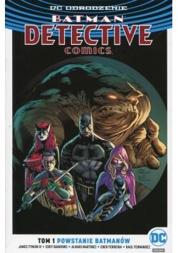 Batman Detective Comics Tom 1 Powstanie Batmanów