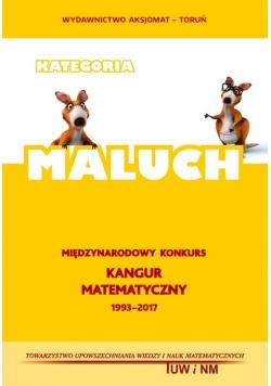 Matematyka z wesołym kangurem kategoria Maluch 2017