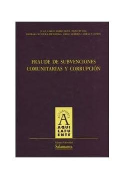 Fraude y corrupción en la Administración pública, Nowa