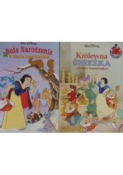 Walt Disney - Królewna Śnieżna i siedmiu Krasnolutków / Boże Narodzenie w chatce Krasnoludków
