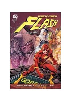 Flash. T.3 Inwazja goryli
