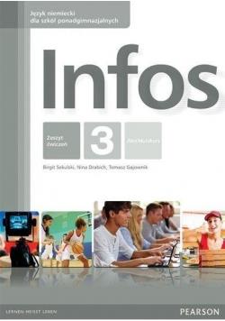 Infos 3 AB kurs wieloletni PEARSON