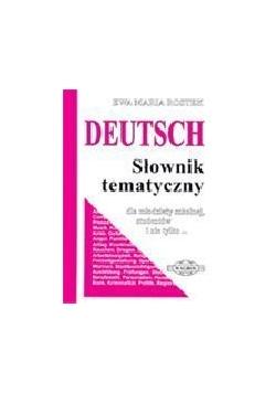 Deutsch. Słownik tematyczny WAGROS