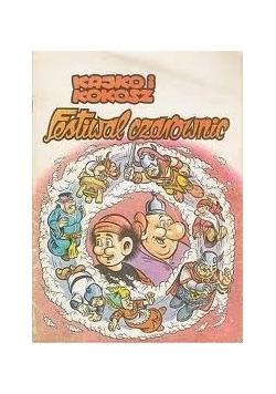 Kajko i Kokosz. Festiwal czarownic komiks