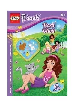 Lego Friends - Tęcza Olivii