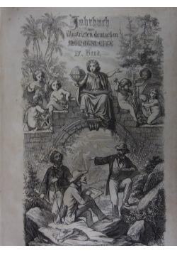 Jahrbuch der illustrirten Deutschen Monatshefte, 1865 r.