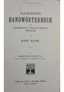 Allgemeines Handworterbuch 1850