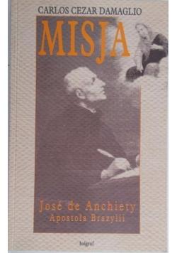 Misja Jose de Anchiety Apostoła Brazylii