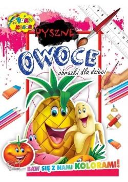 Pora na kolor - Pyszne Owoce
