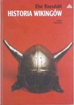 Historia Wikingów