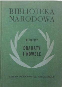 Dramaty i nowele, BN