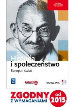 Historia LO Europa i świat podr w.2016 WSiP