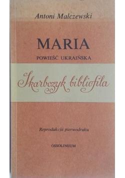 Maria. Powieść ukraińska