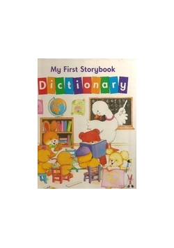 My first storybook Dictionary