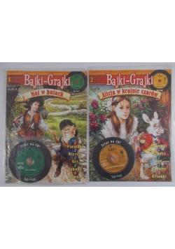 Bajki-Grajki nr 2 / nr 3 + CD