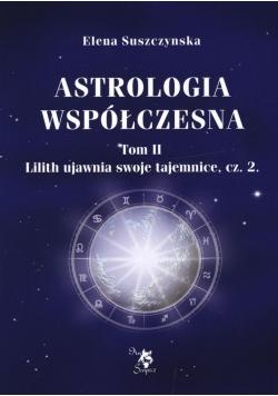 Astrologia współczesna. Tom II