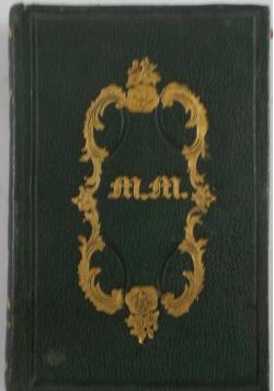 Mediations, 1838 r.