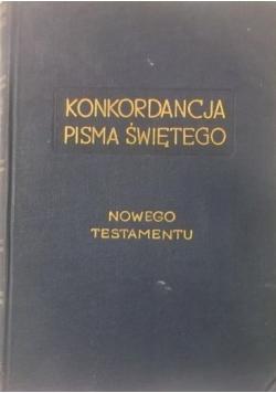Konkordacja Pisma Świętego Nowego Testamentu