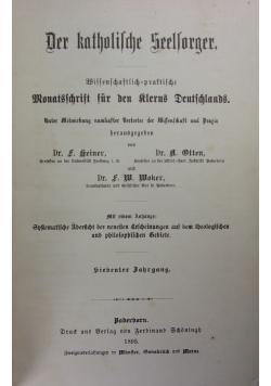 Der Katholische Seelsorger, 1895r.