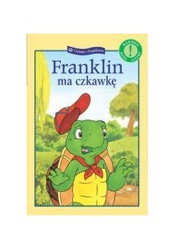 Franklin ma czkawkę. Czytamy...