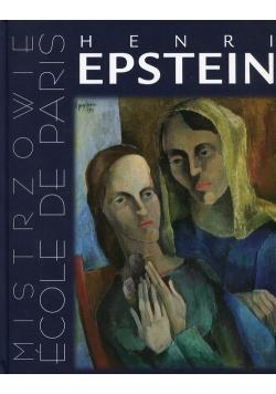 Henri Epstein Ecole de Paris