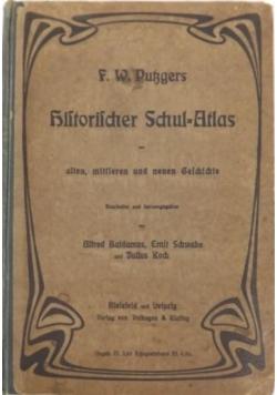 Historischer Schul-Atlas, 1918 r.