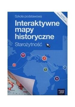 Interaktywne mapy historyczne. Starożytność