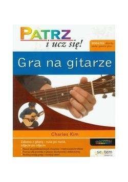 Gra na gitarze: Patrz i ucz się!