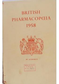 British Pharmacopceia 1958