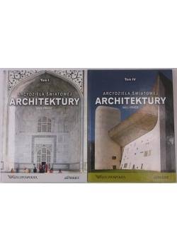 Arcydzieła światowej architektury, Tom I, IV