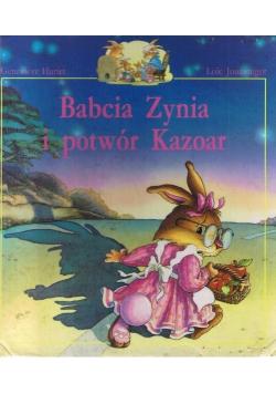 Babcia Zynia i potwór Kazoar