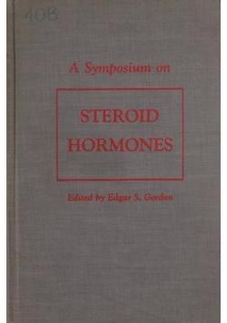 A Symposium on Steroid Hormones, 1950 r.